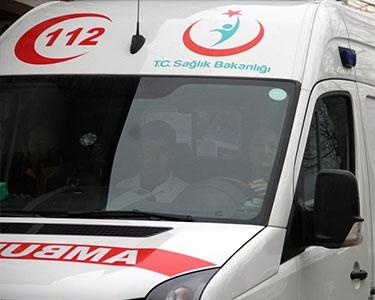 112 acil servisleri daha da hızlanıyor