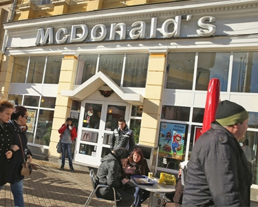 ABD - AB restleşmesinde son kurban McDonalds