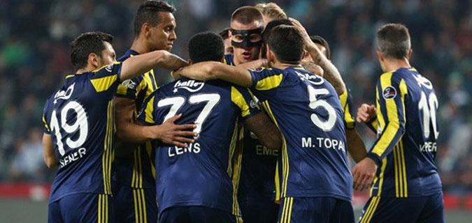Advocaat'ın kumarı tuttu: Atiker Konyaspor 0-1 Fenerbahçe