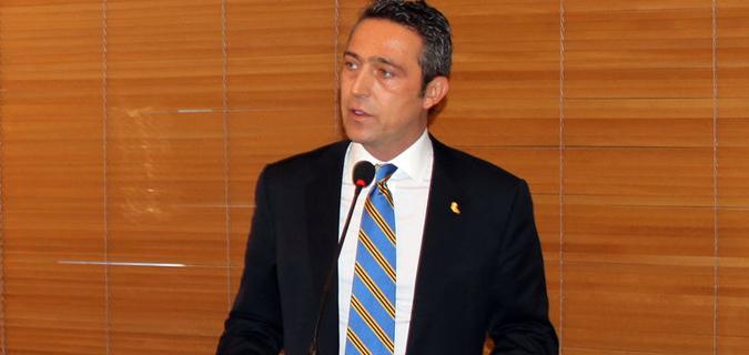 Ali Koç Fenerbahçe başkan adaylığını açıkladı