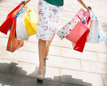 Alışveriş yapınca rahatlıyorsanız bu haber size göre