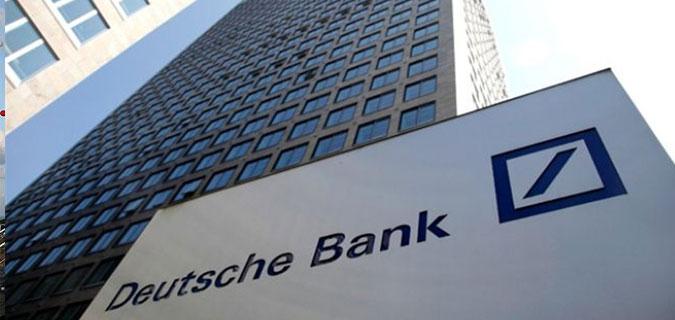 Alman devi Deutsche Bank 10 bin kişiyi işten çıkaracak