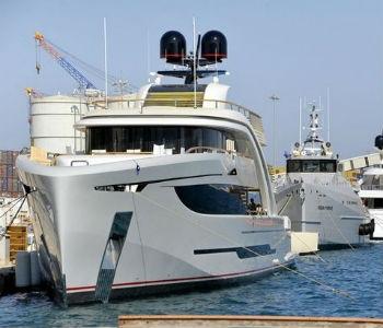 Antalya'da denize 60 milyon dolar indi