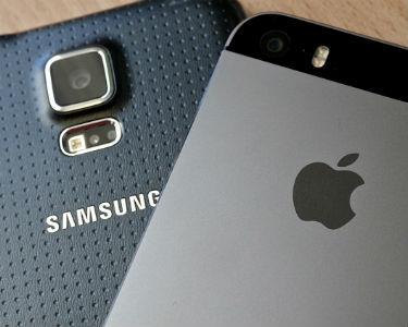 Apple ile Samsung arasındaki fark açılıyor