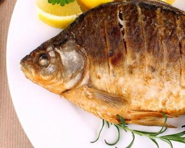 Balığı kızartırken bir kez daha düşünün!