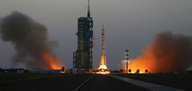 Çin'den uzay araştırmalarında bir ilk