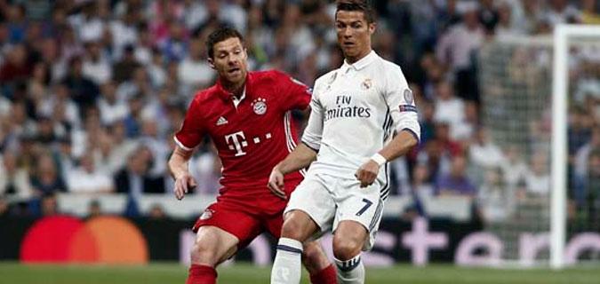 Devler Ligi'nde İspanyol bayramı: Real Madrid ve Atletico Madrid turladı