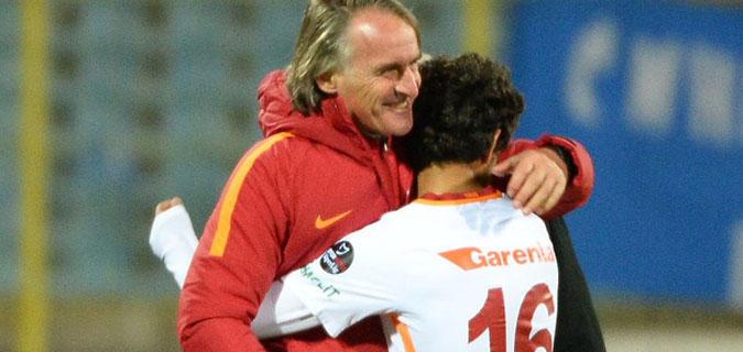 Dünya Galatasaraylı genç Mustafa KApı'yı konuşuyor