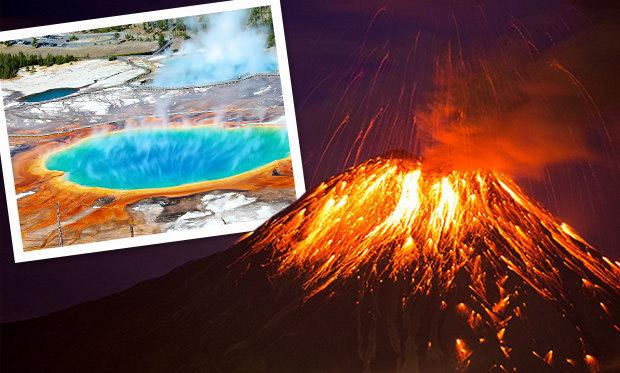 Dünyanın En Büyük Süper Yanardağı Yellowstone Patlamaya Mı Hazırlanıyor