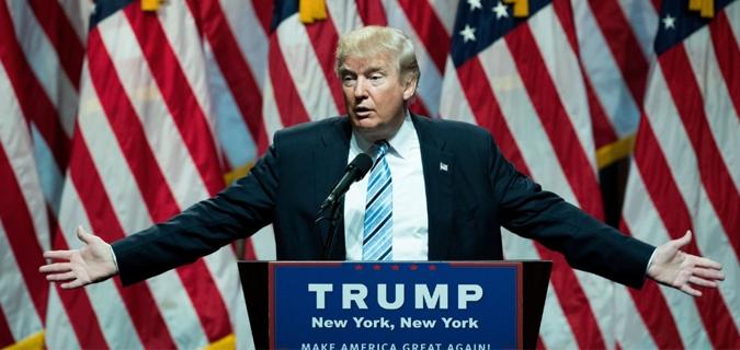 Dünyanın gözü Donald Trump'ın yemin töreninde