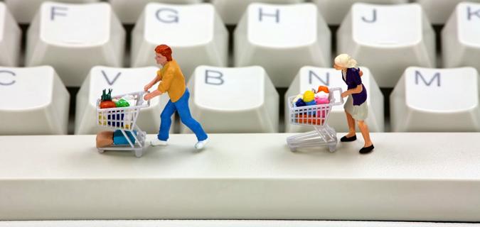 E-ticaret harcamaları yüzde 23 arttı