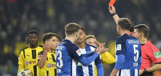 Emre Mor kızardı, Dortmund 1 puana razı oldu