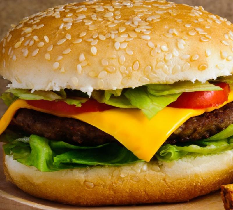 Fast food yemeden önce bir daha düşünün!
