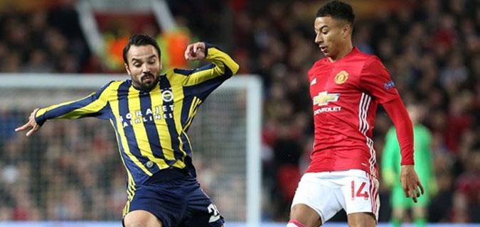 Fenerbahçe Old Trafford'da ağır yaralı