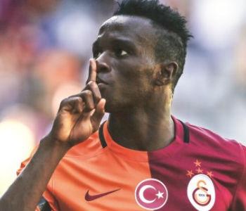 Galatasaray camiasında Bruma sevinci