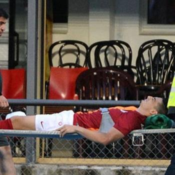 Galatasaray'da Koray Günter moralleri bozdu