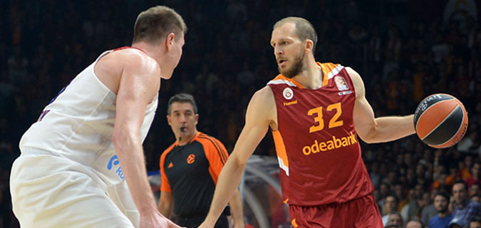 Galatasaray'dan THY Euroleague'e 'farklı' başlangıç