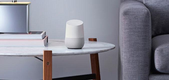 Google Home hayatınızın parçası olacak!