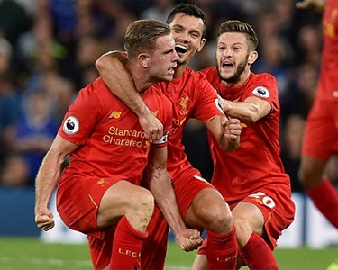 Jurgen Klopp'un Liverpool'u engel tanımıyor
