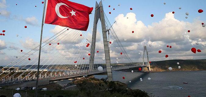 Köprülerde kuralları çiğnemenin bedeli artık 500 lira