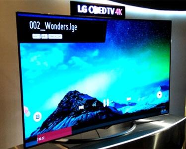 LG'den araba fiyatına televizyon!