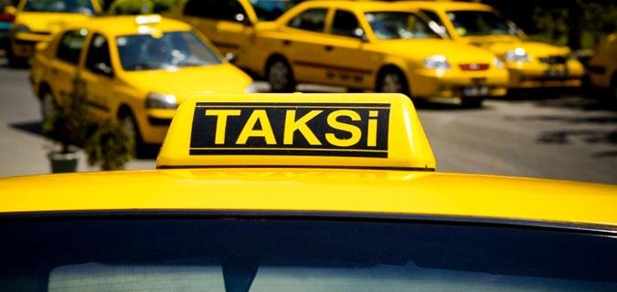 Lüks taksiler İstanbulluları bekliyor