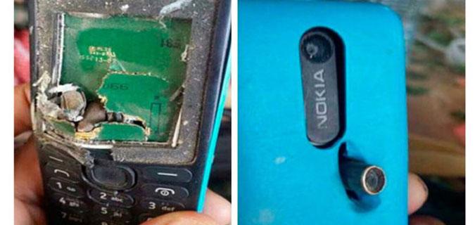 Nokia efsanesi hayat kurtardı