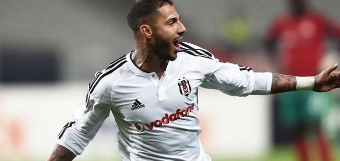Quaresma futbolu Beşiktaş'ta bırakmak istiyor
