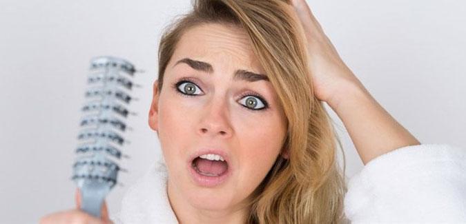 Saçlarınızın dökülmesinin sebebi yanlış diyetler olabilir