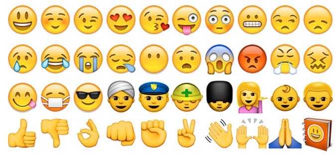 Sadece 5 kişiden 1'i emojileri doğru kullanıyor