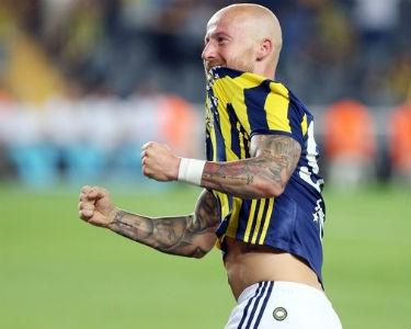 Stoch coştu Fenerbahçe tur kapısını araladı