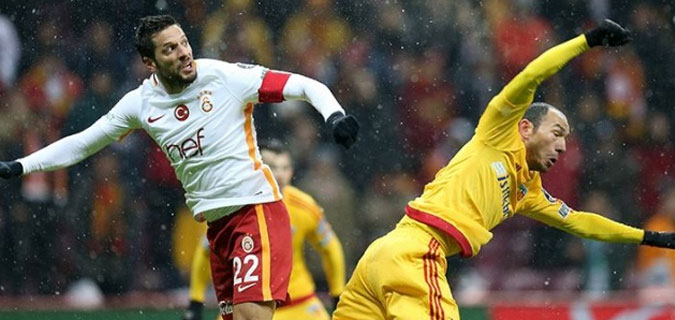 Süper Lig'in zirvesinde puan kaybı yarışı