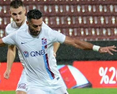 Trabzonspor Türkiye Kupası'nda coştu: 6-0