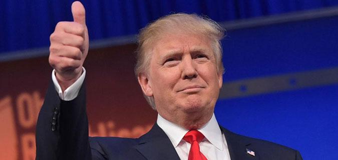 Trump tarih yazdı piyasaları sarstı