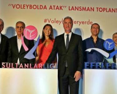 Türkiye voleybol liglerinin adı değişti