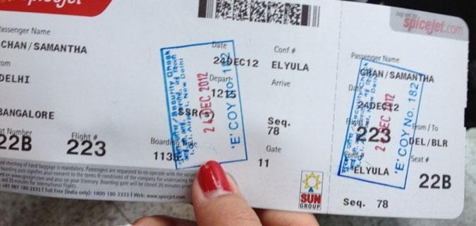 Uçak biletinizi sosyal medyada paylaşmayın! İşte nedeni…