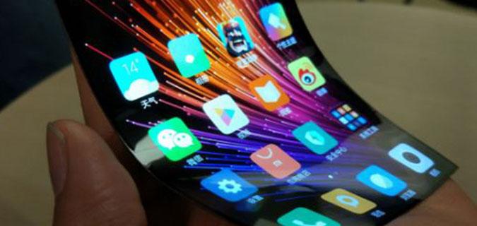 Xiaomi'nin bükülebilir ekran teknolojisi internete sızdı