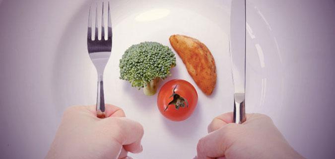 Daha az miktarda yemek ömrü uzatıyor