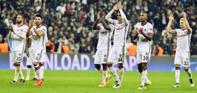 Beşiktaş'ın bileği bükülmüyor!