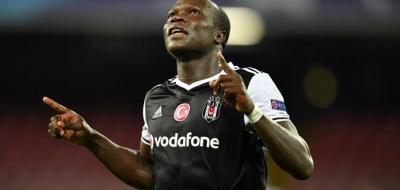 Beşiktaş'ın Napoli zaferi; 3-2