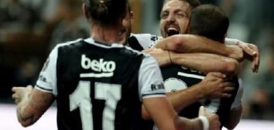 Beşiktaş'ta Caner-Cenk kavgası tatlıya bağlandı