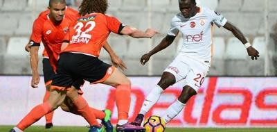 Bruma sahne aldı, Galatasaray Adana'da kazandı