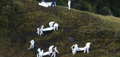 Chapecoense uçağı düştü! Dünya yasta!