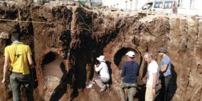 Duvar İnşaatı Sırasında Tarihi Buluş!
