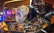 E-5'te Metrobüs Kazası