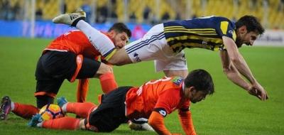 Fenerbahçe'ye Adanaspor darbesi