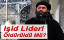 Işid'in Lideri Öldürüldü Mü?