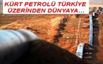 Kürt Petrolü Türkiye Üzerinden Dünyaya…