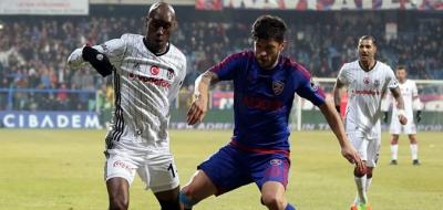 Mavi Ateş, Beşiktaş'ı yaktı