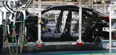 Otomotiv sektöründen 66 aylık ihracat rekoru